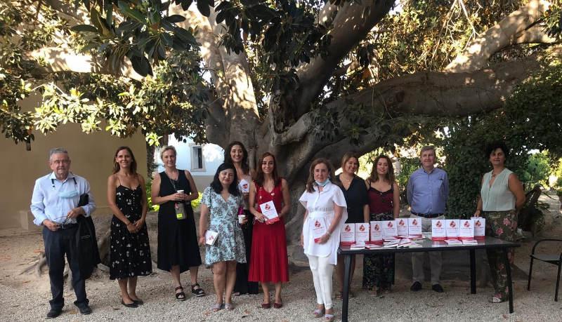 Teresa Alarcos, fundadora y CEO de W Startup Communit, presenta su libro «Emprendedoras»