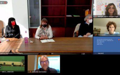 Debate sobre los hubs digitales en España en el centro de emprendimiento de la UNED-León