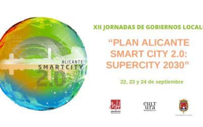 Plan Alicante Smart City 2.0.: Supercity 2030