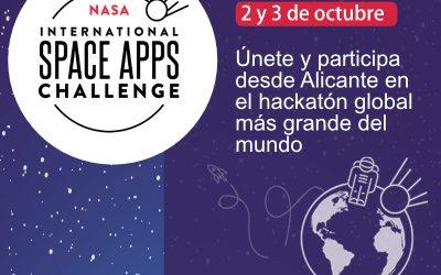 Sólo 3 centros en toda España acogen el Space Apps Challenge de la NASA