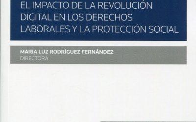 Libro «Tecnología y trabajo: el impacto de la revolución digital en los derechos laborales y la protección social»
