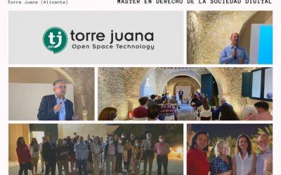 Nuevo Máster en Derecho de la Sociedad Digital presentado en Torre Juana OST