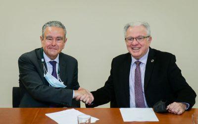 UBATEC, la unidad de vinculación tecnológica de la Universidad de Buenos Aires, y Torre Juana OST firman un acuerdo para desarrollar proyectos conjuntos en Europa